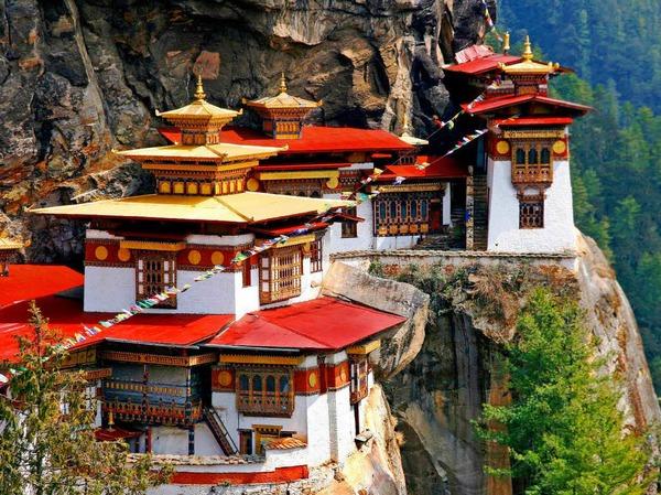 Bhutan - Königreich im Himalaya