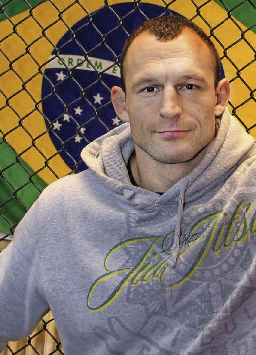 MMA-Trainer: Gregor Herb  | Foto: Christoph Koch