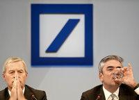 Tiefrote Zahlen: Die Altlasten der Deutschen Bank