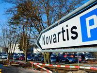 Novartis streicht 500 Jobs