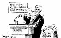 Das Wort hat Hassan Ruhani