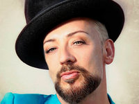 BZ-Interview mit Boy George