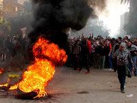 Straßenschlachten in Ägypten: 50 Tote, 250 Verletzte