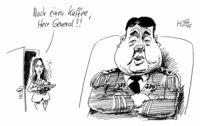 Die neue Generalsekretärin . . .