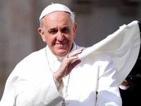 """Papst Franziskus wird Titelthema des Magazins """"Rolling Stone"""""""