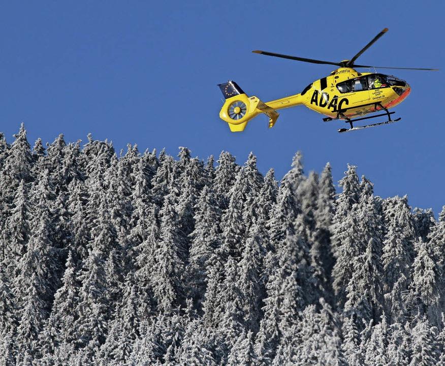 Die Luftrettung des ADAC kommt nicht aus den Schlagzeilen.     Foto: dpa
