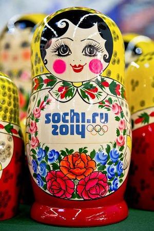 Sotschi-Matrjoschka