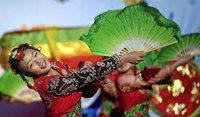 In Ostasien beginnt das neue Jahr