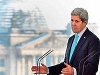 Kerry in Berlin: Ende der NSA-Affäre nicht in Sicht