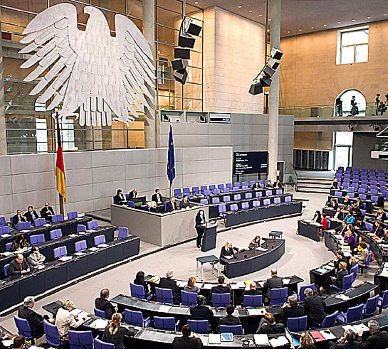 Jupa-Mitglieder besuchen demnächst den Bundestag.   | Foto: dpa
