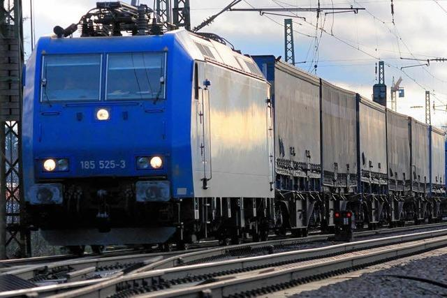 Ausbau Rheintalbahn: RP fordert Bahn auf, sich zu beeilen