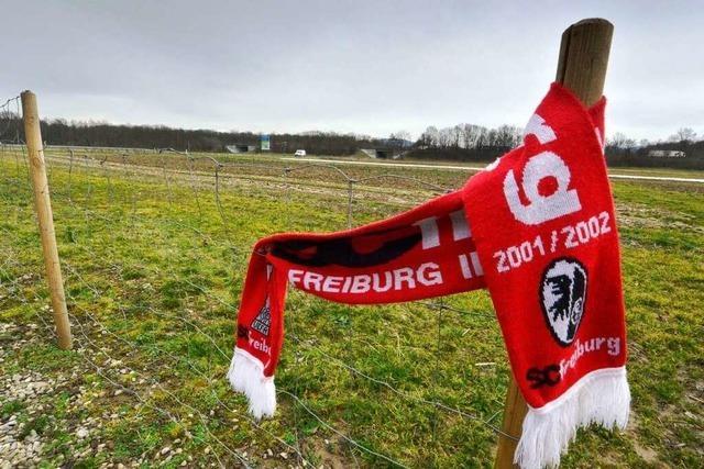 Stadion-Standorte in Freiburg: Überall gibt's einen Haken