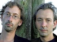 Frédéric und Olivier Volovitch in Village-Neuf
