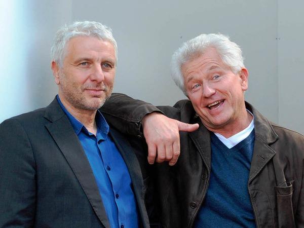 MÜNCHEN seit 1991 (BR): Ivo Batic (Miroslav Nemec) und Franz Leitmayr (Udo Wachtveitl) [10 Punkte: Top.  1 Punkt: Flop]