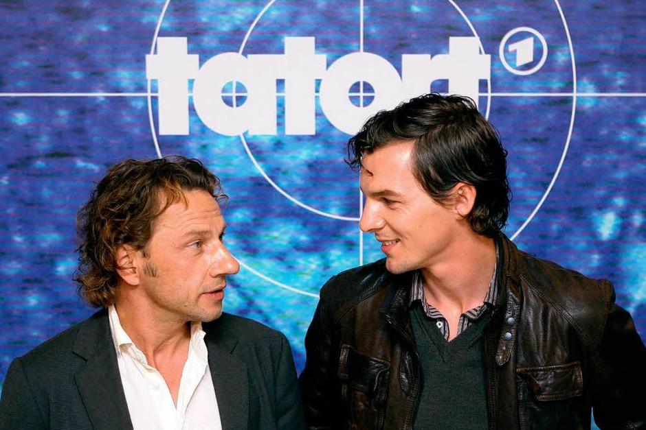 STUTTGART seit 2008 (SWR): Thorsten Lannert (Richy Müller) und Sebastian Bootz (Felix Klare) [10 Punkte: Top.  1 Punkt: Flop] (Foto: dpa)
