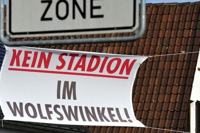 Wolfswinkel-Gegner wollen bis vors höchste Gericht
