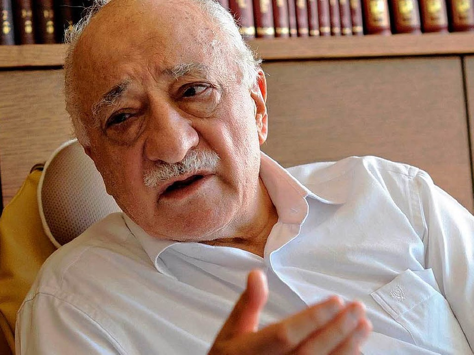 Fethullah Gülen, der Kopf der nach ihm benannten Bewegung  | Foto: Selahattin Sevi/Handout Zaman Da