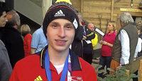 Wie ein sehbehinderter Sch�ler aus Freiburg die Spiele erlebt