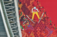 Kombinierer Fabian Rie�le aus St. M�rgen holt Olympia Bronze
