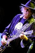 Neil Young & Crazy Horse und James Blunt in Colmar