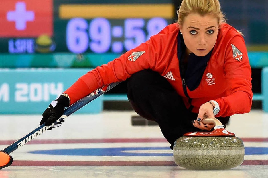 Anna Sloan (England) (Foto: AFP)
