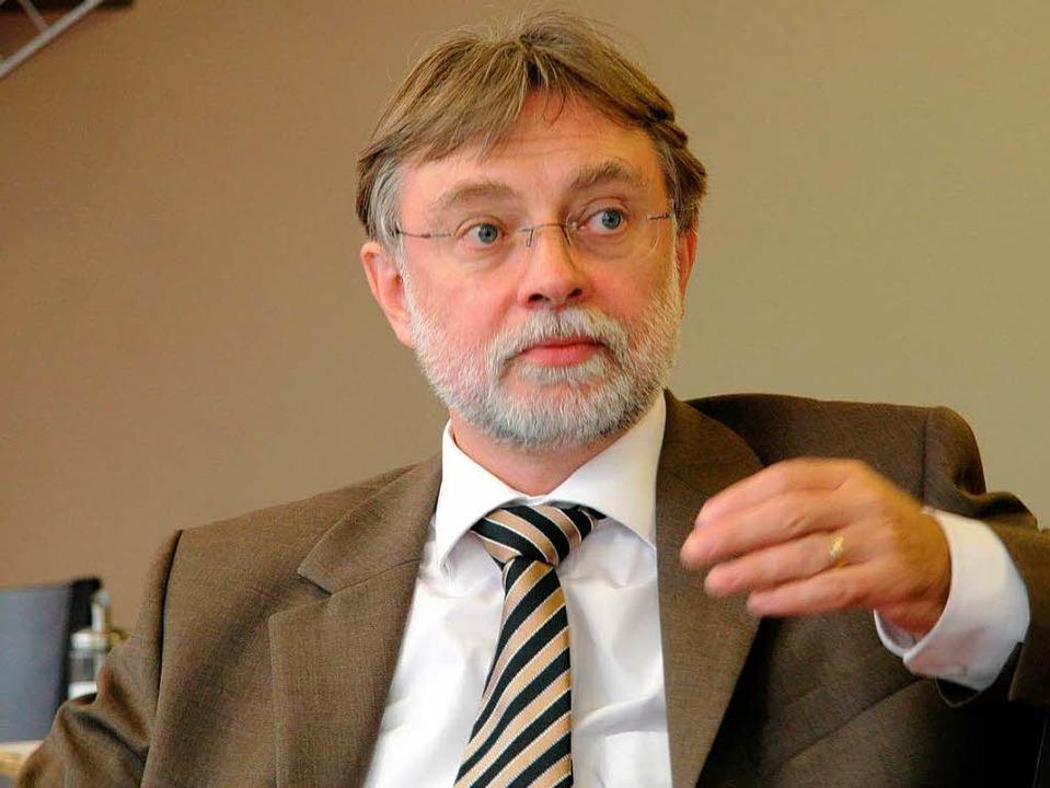 Dieter Inhofer  | Foto: Später festlegen...