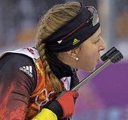 Das Debakel der deutschen Biathlon-Frauen ist perfekt