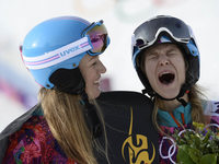 Silber und Bronze f�r Snowboard-Athletinnen