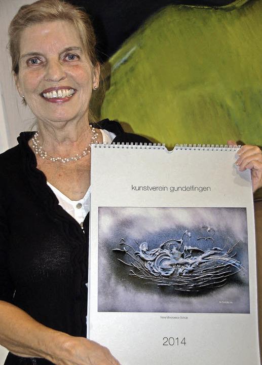 Kunstverein Gundelfingen feiert Jubilä...2014 brachte nicht so viel wie gedacht    Foto: Andrea Steinhart
