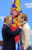 F�r Olympia-Helden macht Russland den Rubel locker
