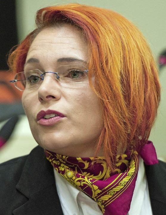 Anwältin Nicole Schneiders war früher ...zess in München, als auch in Lörrach.   | Foto: DPA