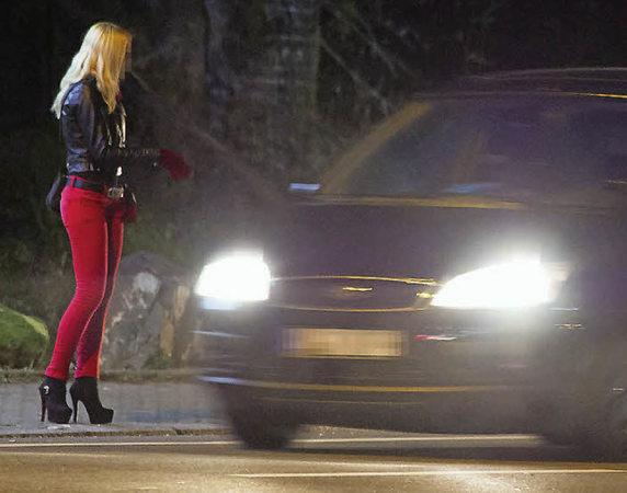 prostituierte in freiburg eine frau von sich Гјberzeugen