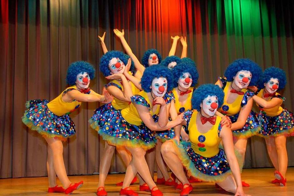 Sendewelle Ballett aus Altdorf (Foto: Christiane Franz)