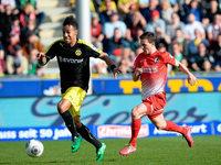 Fotos: SC Freiburg unterliegt Borussia Dortmund mit 0:1