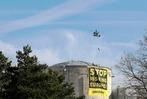Fotos: Greenpeace-Aktion im AKW Fessenheim