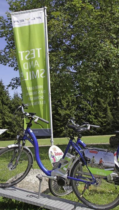Im ehemaligen Rothauskiosk, in dem heu...tzte Fahrräder zum Verleih angeboten.   | Foto: Dieckmann