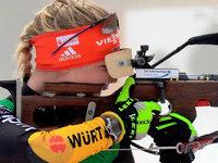 Weltcup-Premiere von Annika Knoll aus Friedenweiler