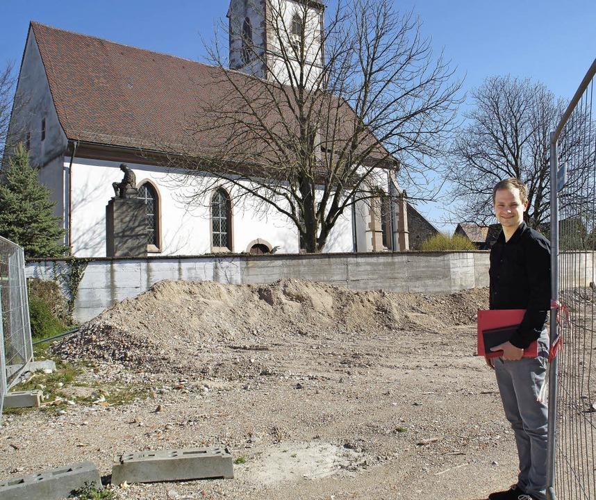 neues evangelische gemeindehaus in weisweil bisher mehr. Black Bedroom Furniture Sets. Home Design Ideas
