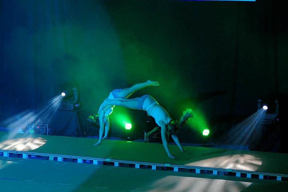 Die Turngala des TV Hofweier (Foto: Bettina Schaller, Bettina Schaller Presse)