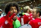 Fotos: So feiert der FC Bayern den Turbo-Titel