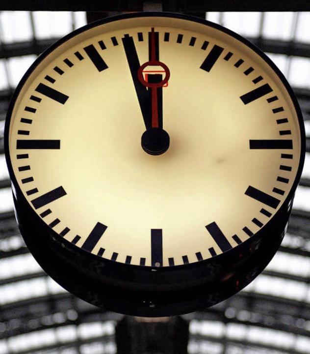 Sie gibt bei den meisten Menschen den Takt vor: die  Uhrzeit   | Foto: DPA/PRIVAT