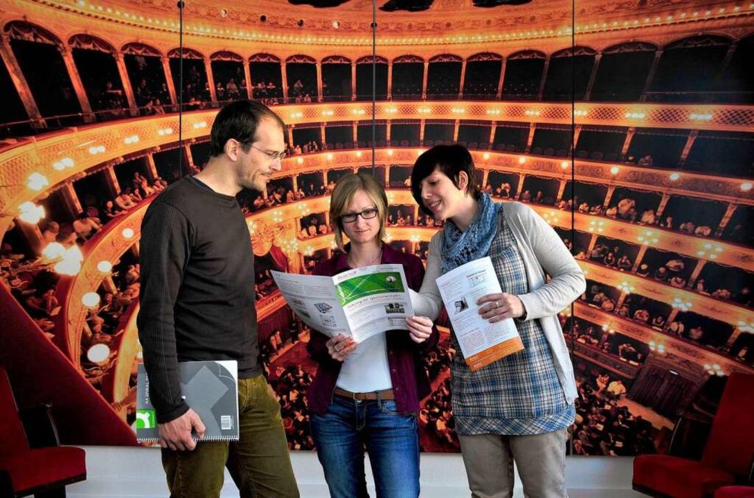 Online ins Konzert: Die Firma Reservix, Preisträgerin beim BZ-Jobmotor 2013  | Foto: Thomas Kunz