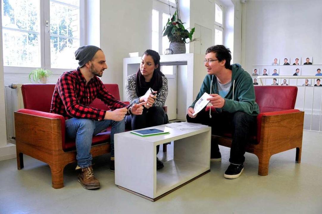 Mit wenigen Klicks zum Ziel: Firma Re-...e, Preisträgerin beim BZ-Jobmotor 2013  | Foto: Thomas Kunz