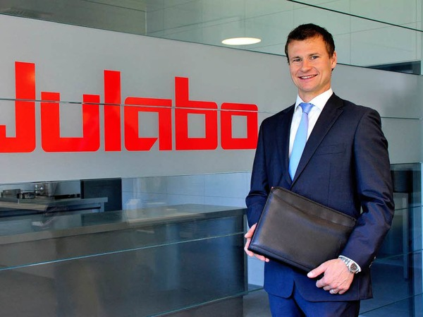 Jobmotor 2013, Julabo in Seelbach , Geschäftsführer Markus Juchheim