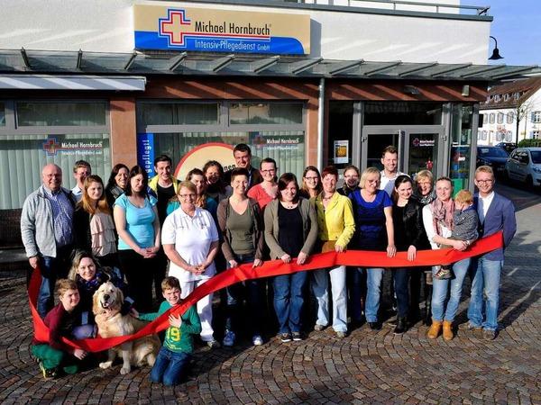 Jobmotor 2013, Pflegedienst  Hornbruch in Gundelfingen, Pflege , Fachkräfte binden