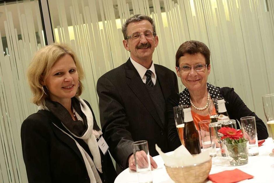 Treffpunkt für die Vertretterinnen und Vertreter der südbadischen Wirtschaft: die Jobmotor-Party. (Foto: Christoph Breithaupt, Christoph Breithaupt)