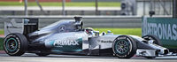 Mercedes-Duo dominiert in Malaysia