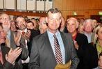 Fotos: Wahlparty nach der Breisacher Bürgermeisterwahl