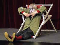 Clown Dimitri: Schweizer Clown mit gro�em Herz