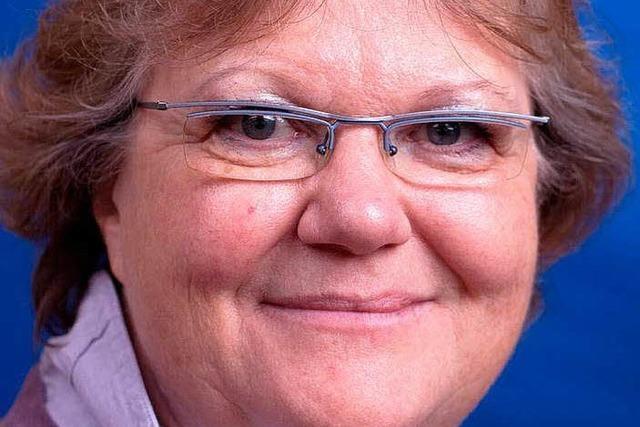 Brigitte Preugschat (Freiburg)
